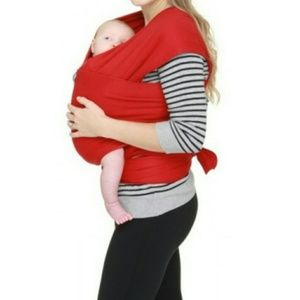 Moby Wrap - Red - GUC